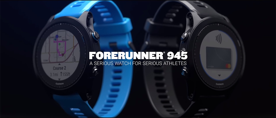 Garmin Forerunner 945 Sport Watch