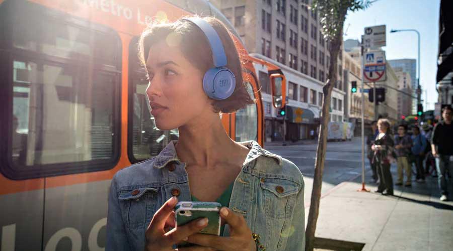 หูฟังไร้สาย JBL T450BT Headphone ขาย