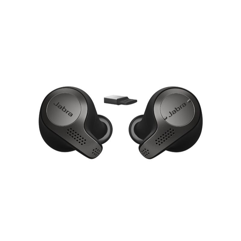 หูฟังไร้สาย Jabra Evolve 65t True Wireless
