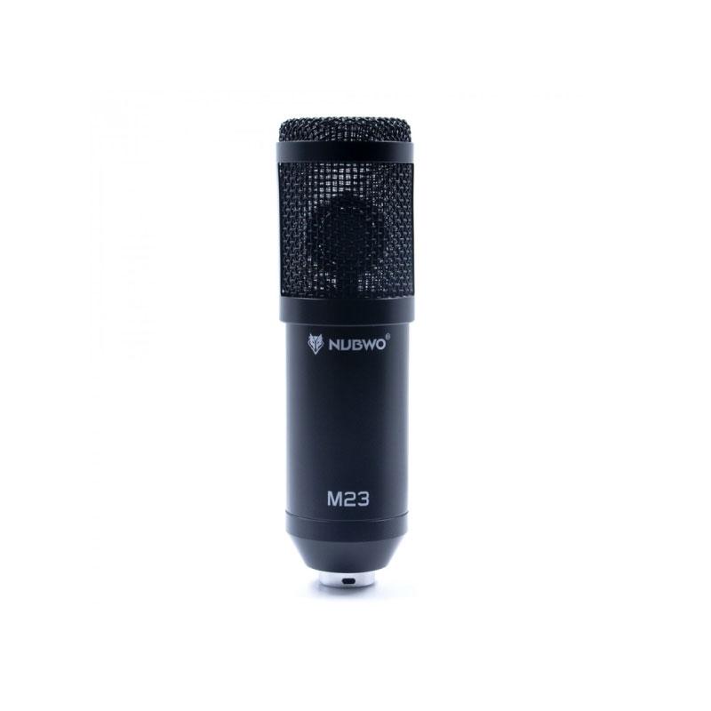 ไมโครโฟน Nubwo M23 Condenser Microphone