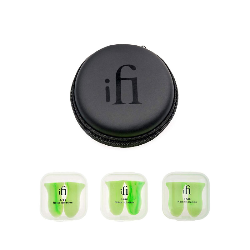 iFi iPouch With 3 Earplugs