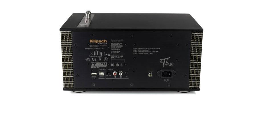ลำโพงไร้สาย Klipsch The Three II Speaker ซื้อ