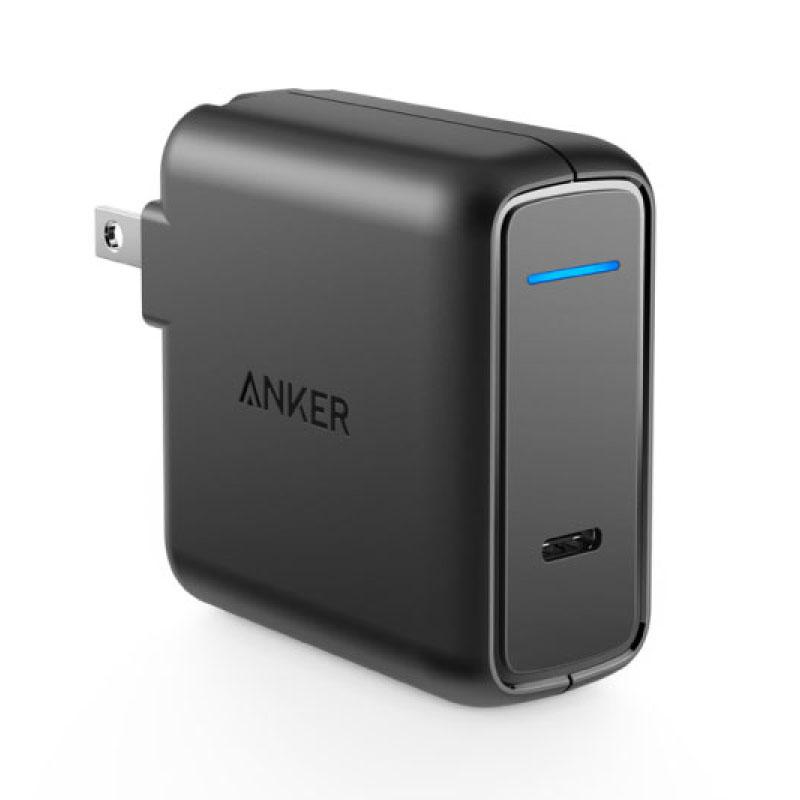 หัวชาร์จ Anker PowerPort Speed1 PD 60 B2C US Adapter