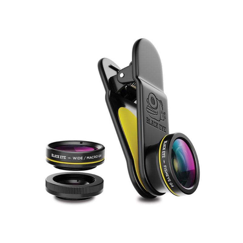 กล้องติดมือถือ Black Eye 3-Pack G4