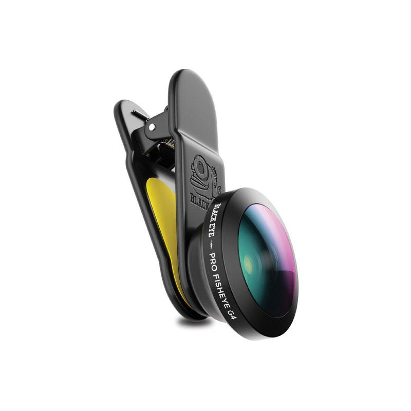กล้องติดมือถือ Black Eye PRO Fisheye G4