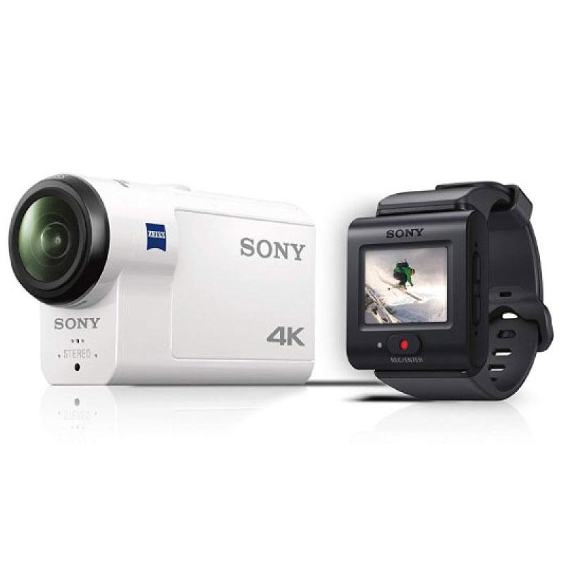 กล้อง Action Camera Sony FDR-X3000R Action Cam 4K