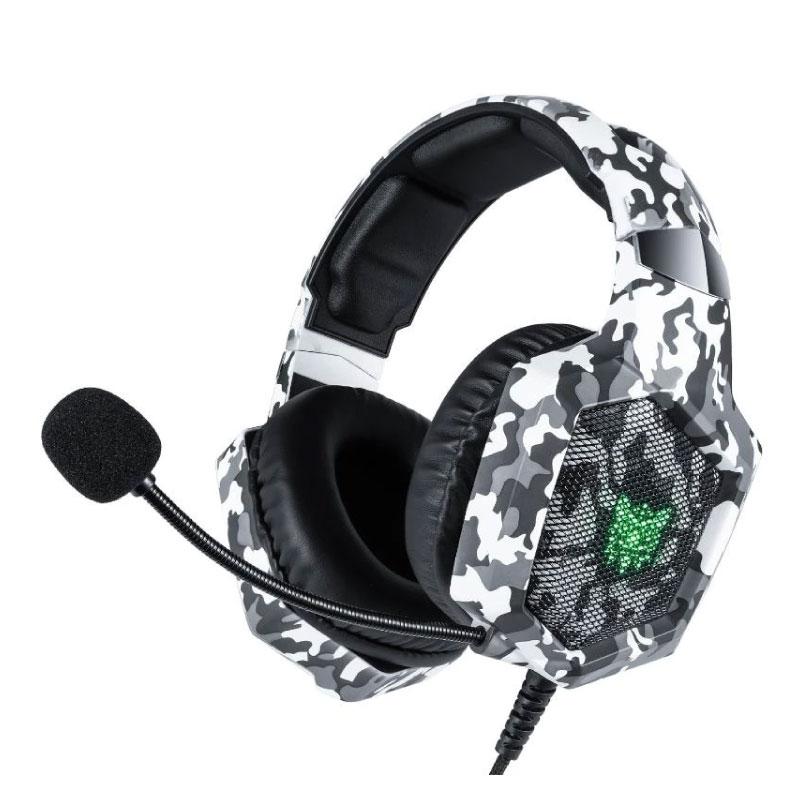 หูฟัง Onikuma K8 Comouflage Headphone