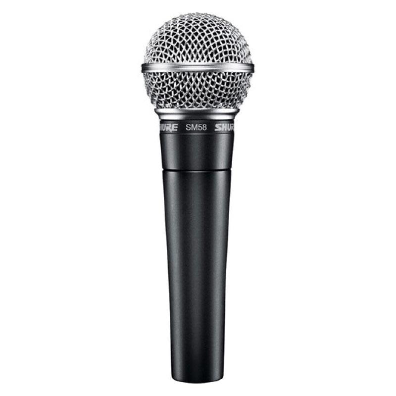 ไมโครโฟน Shure SM58-LC Microphone