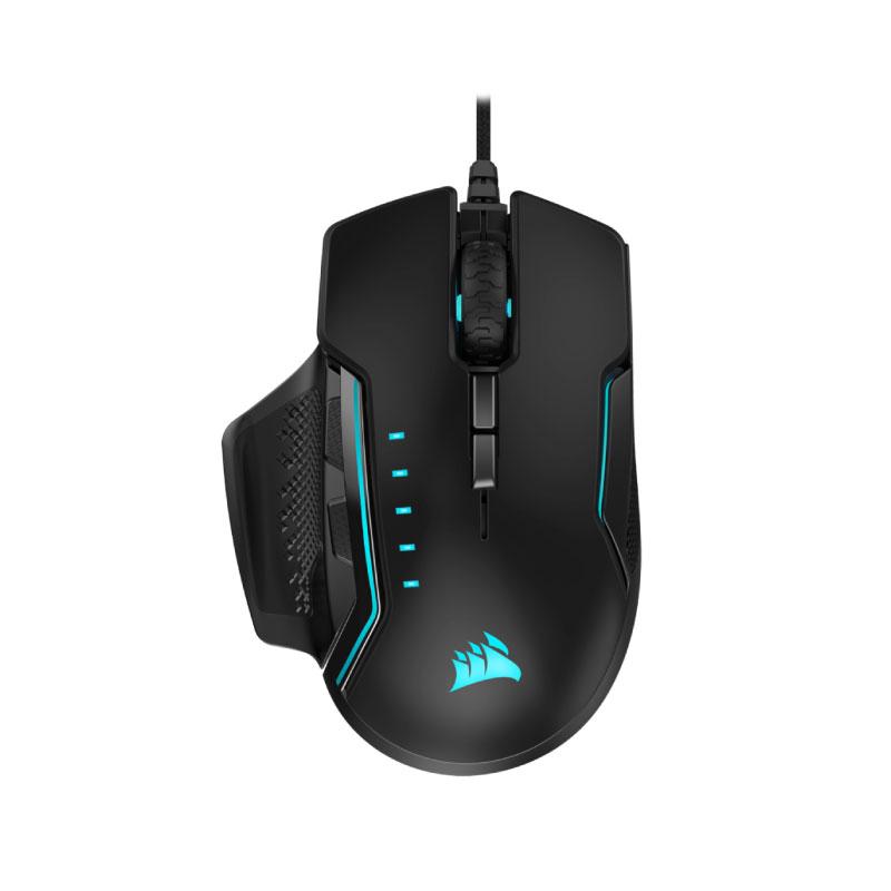 เมาส์ Corsair Glaive RGB Pro Gaming Mouse