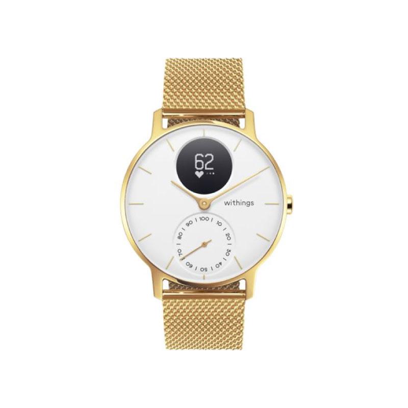 นาฬิกา Withings Steel HR Edition Watch