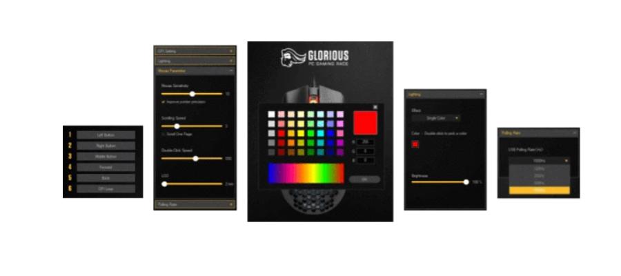 เมาส์ Glorious Model O Gaming mouse ซื้อ-ขาย