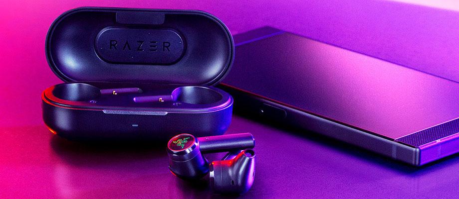 หูฟังไร้สายทรูไวเลส Razer Hammerhead True Wireless รีวิว