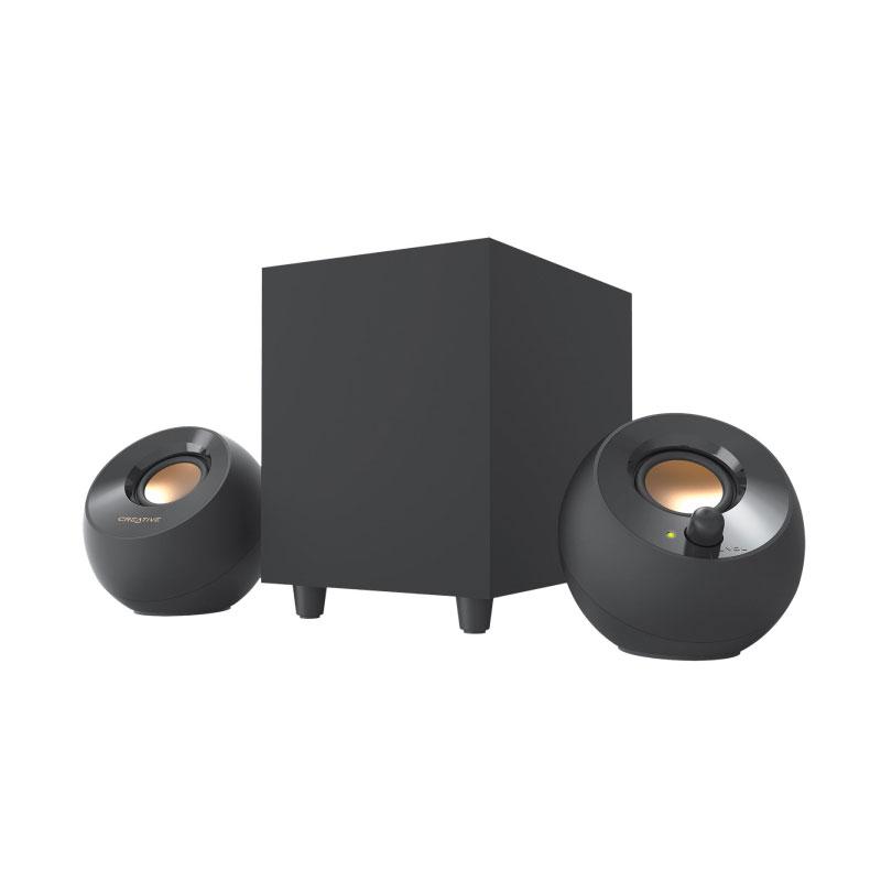 ลำโพง Creative Pebble Plus 2.1 Speaker