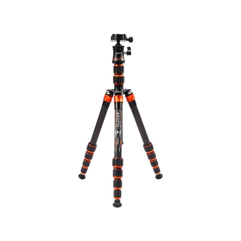 ขาตั้งกล้อง Aifotto CT2225+BH25 Professional Traveller Tripod Kit