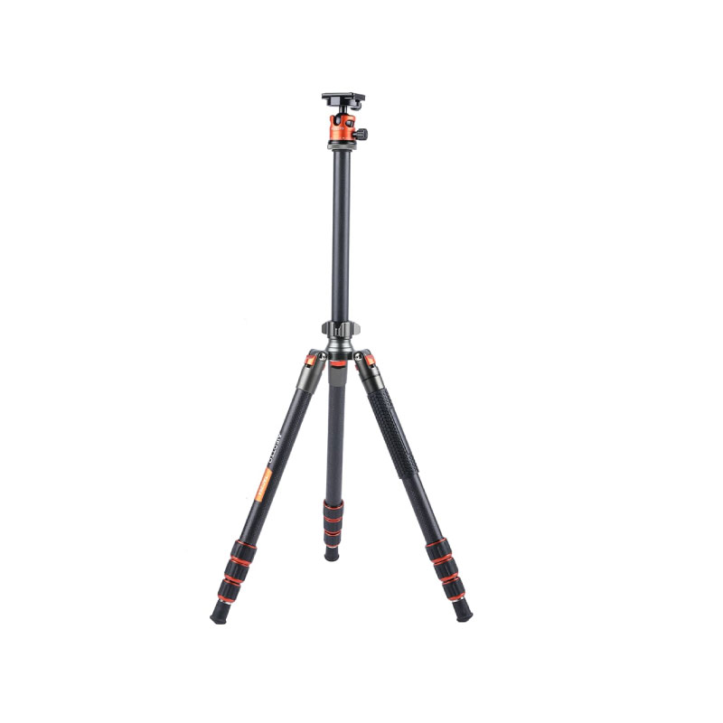 ขาตั้งกล้อง Aifotto CT2614+DH30 Professional Camera Tripod Kit Carbon Fiber