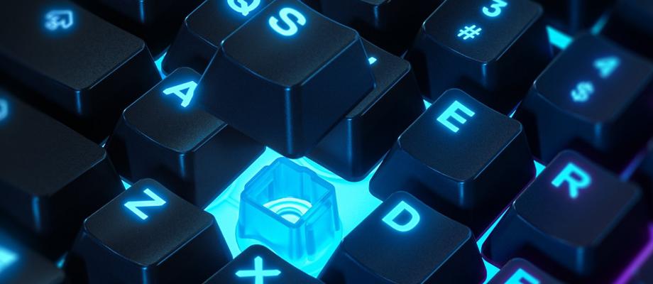 คีย์บอร์ด SteelSeries Apex 3 RGB Mechanical Gaming Keyboard