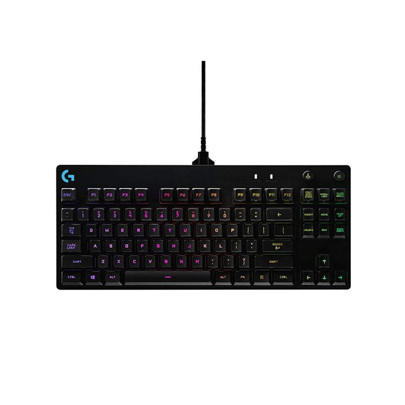 คีย์บอร์ด Logitech G Pro X RGB Gaming Keyboard