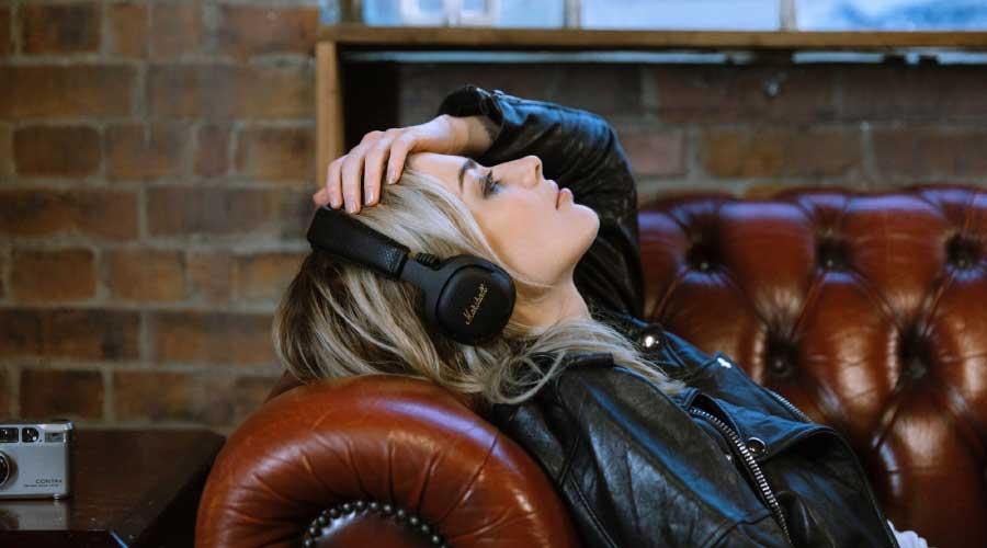 หูฟังไร้สาย Marshall Mid A.N.C. Wireless Headphone ราคา