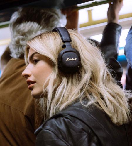 หูฟังไร้สาย Marshall Mid A.N.C. Wireless Headphone เสียงดี