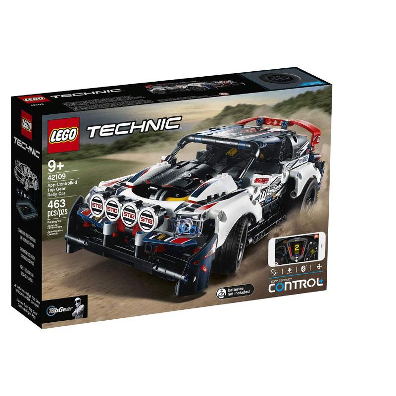 Lego Technic 42109 App-Controlled Top Gear Rally V29