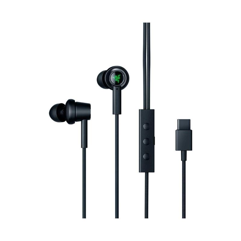 หูฟัง Razer Hammerhead For ANC USB-C In-Ear