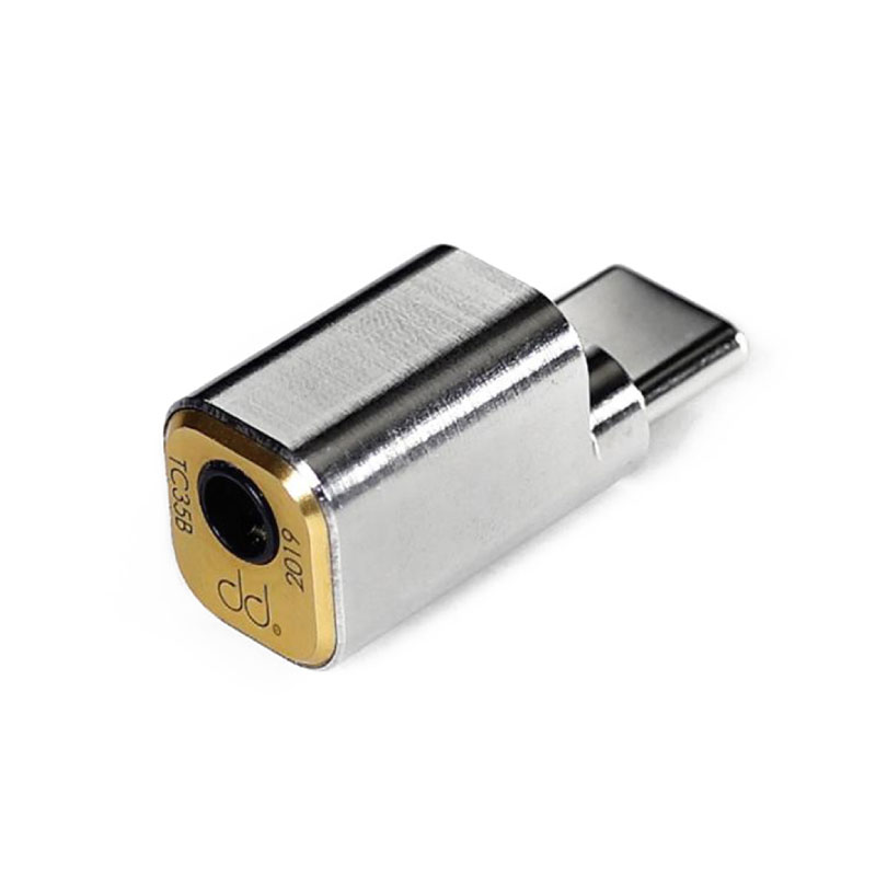 แจ็คแปลงหูฟัง DD TC35B Type-C to 3.5mm