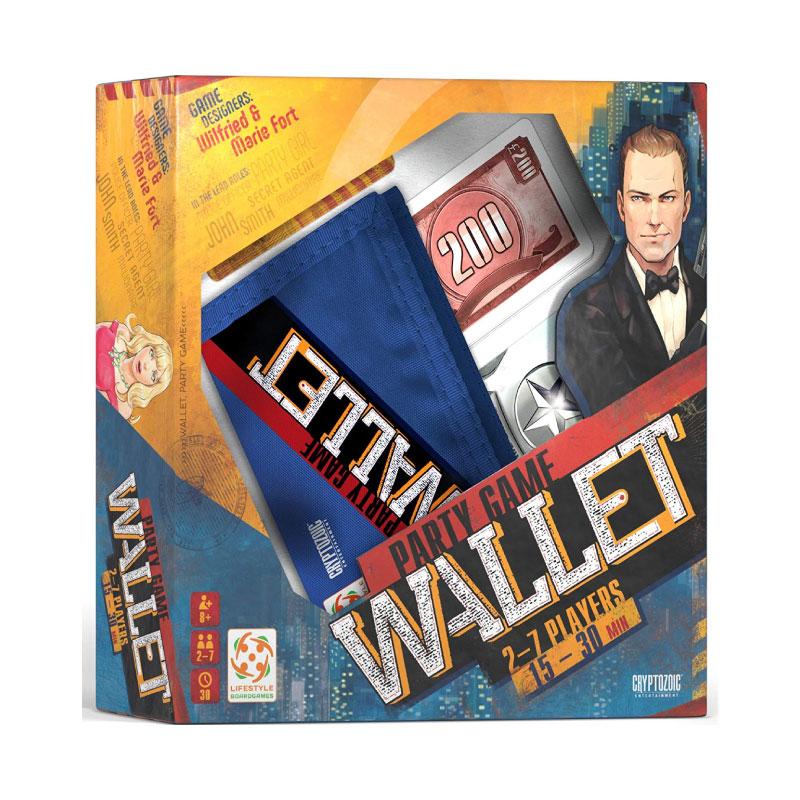 บอร์ดเกม Wallet Board Game