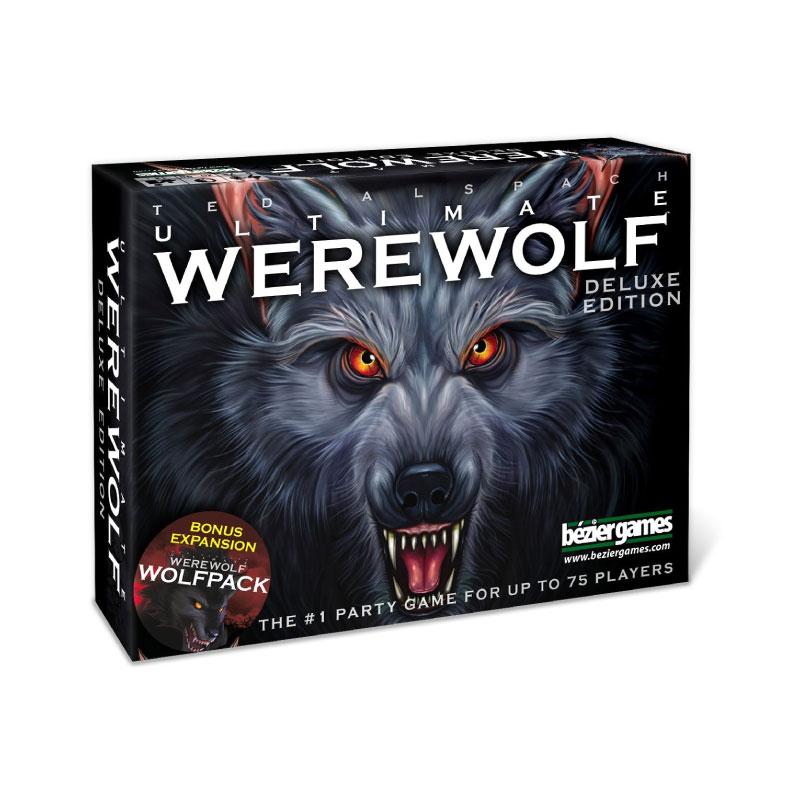 บอร์ดเกม Werewolf Ultimate Deluxe edition Board Game