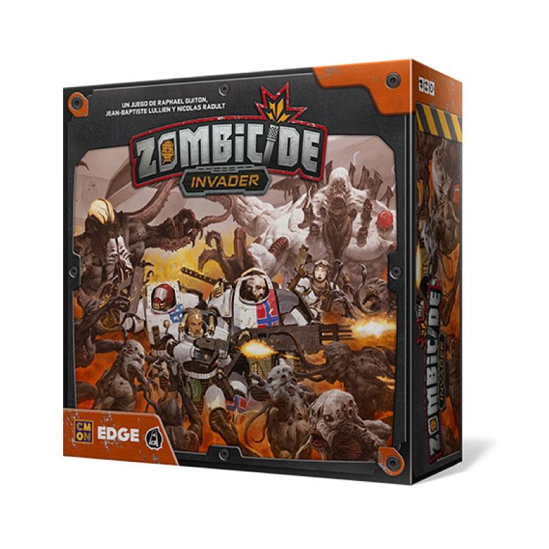 บอร์ดเกม Zombicide Invader Board Game