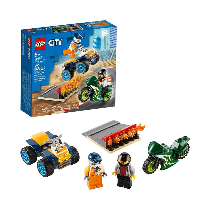 Lego City 60255 Stunt Team
