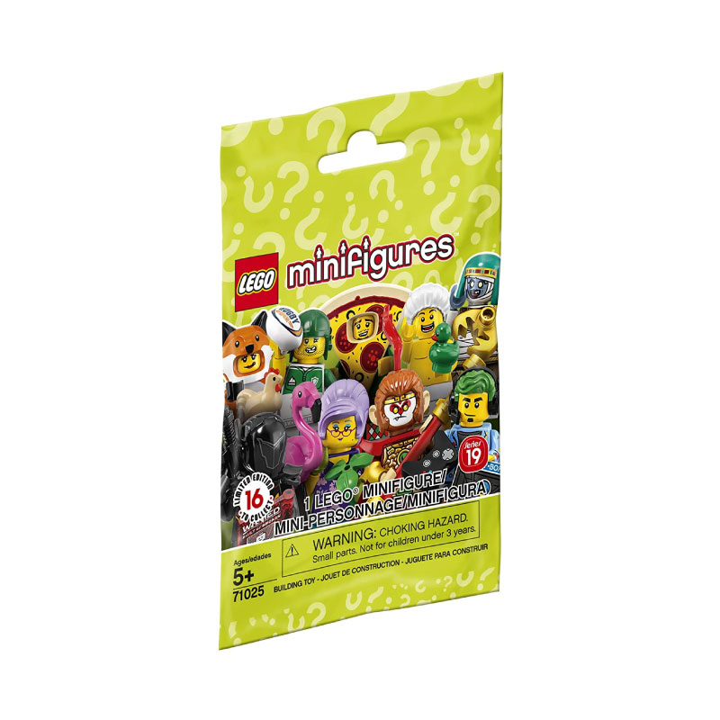 Lego Minifigures 71025