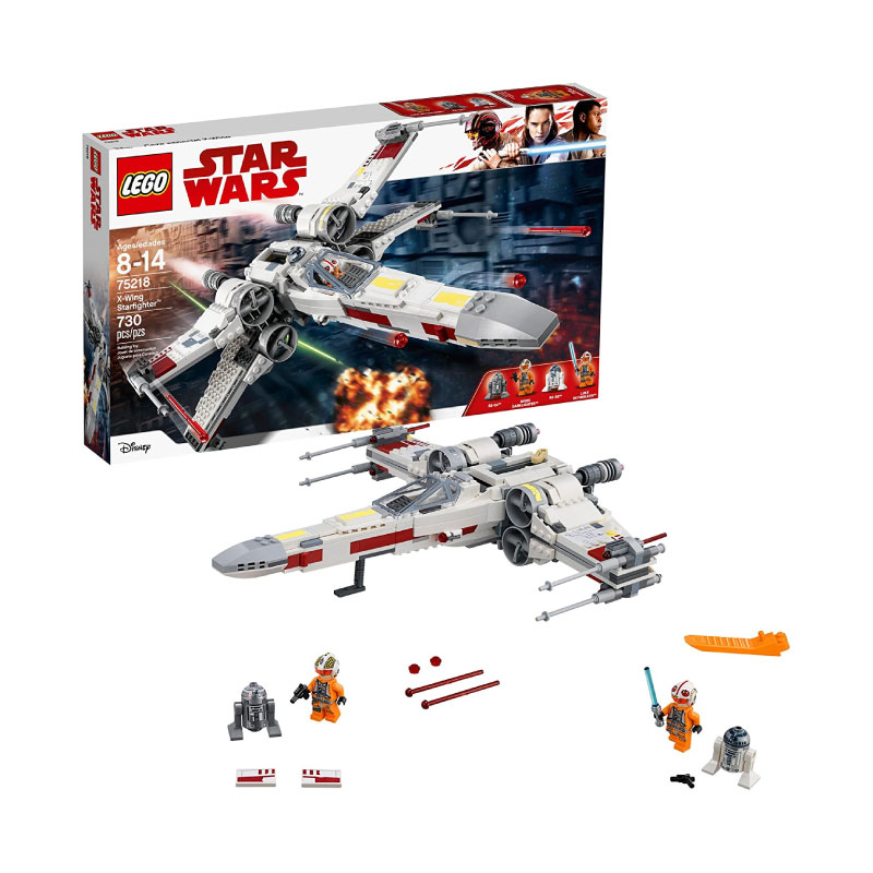 Lego Star Wars TM 75218 X-Wing Starfighter