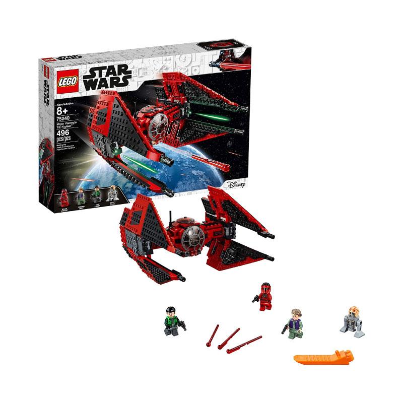 Lego Star Wars 75240 Resistance Major Vonreg's TIE Fighter