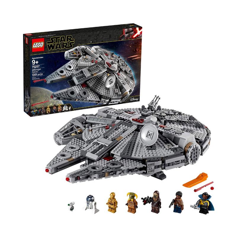 Lego Star Wars: The Rise of Skywalker 75257 Millennium Falcon