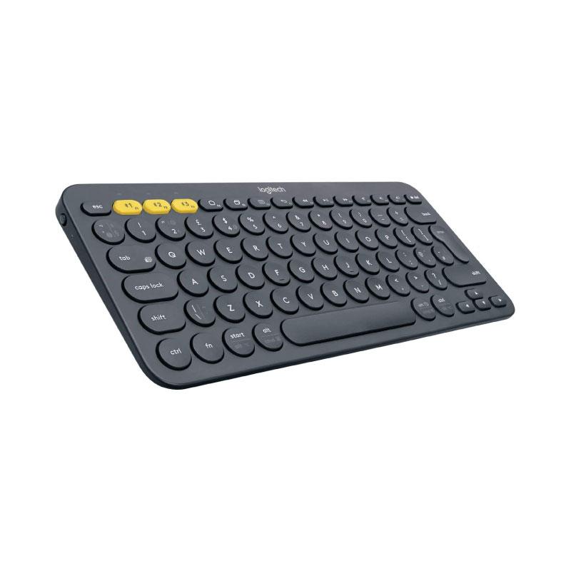 คีย์บอร์ด Logitech K380 Multi-Device Bluetooth Keyboard