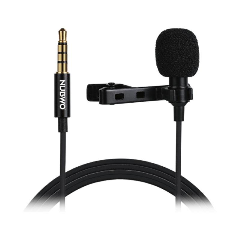 ไมโครโฟน Nubwo M13 Lavalier Microphone
