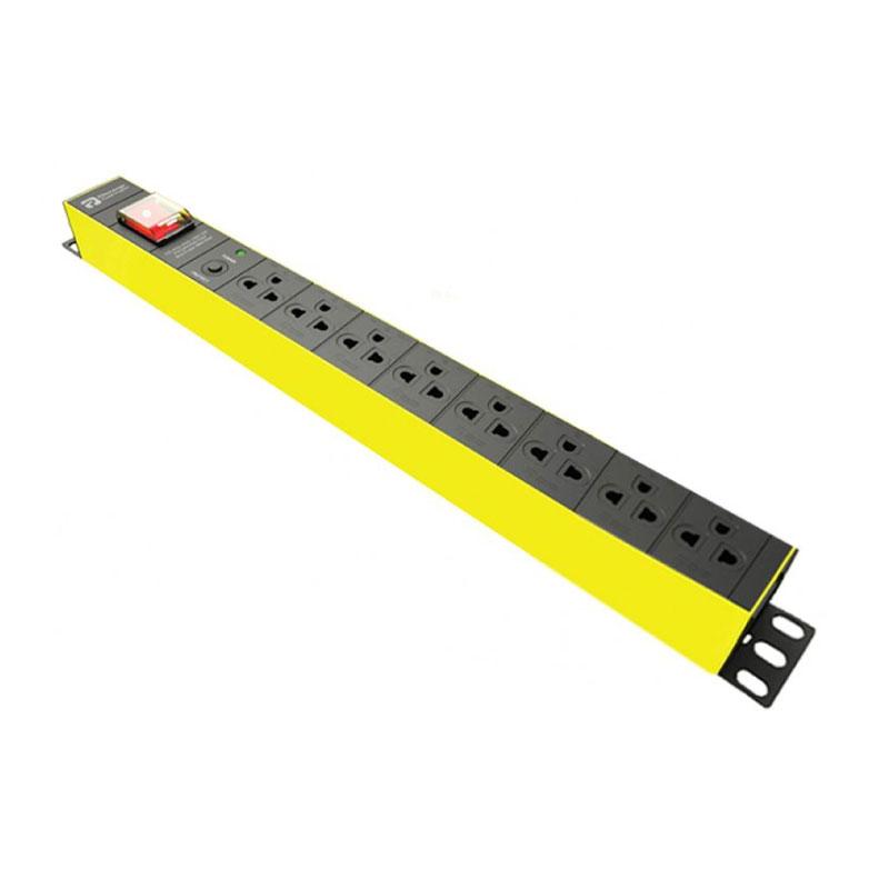 ปลั๊กไฟ Power Connex Plug 8 Way 1 Switch