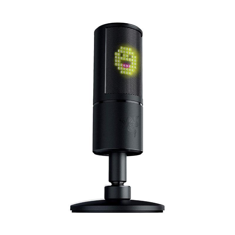 ไมโครโฟน Razer Seiren Emote Streaming Microphone