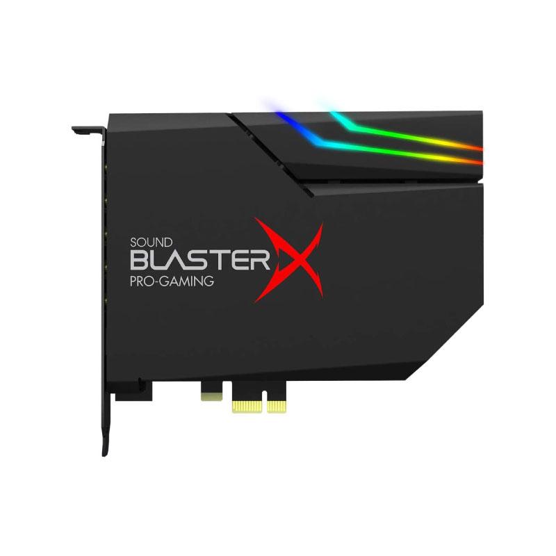 การ์ดเสียง Creative Sound BlasterX AE-5 Plus