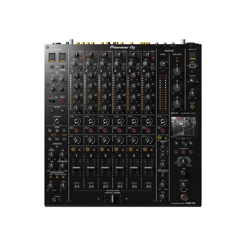 Pioneer DJ DJM-V10 6-Channel Professional DJ Mixer