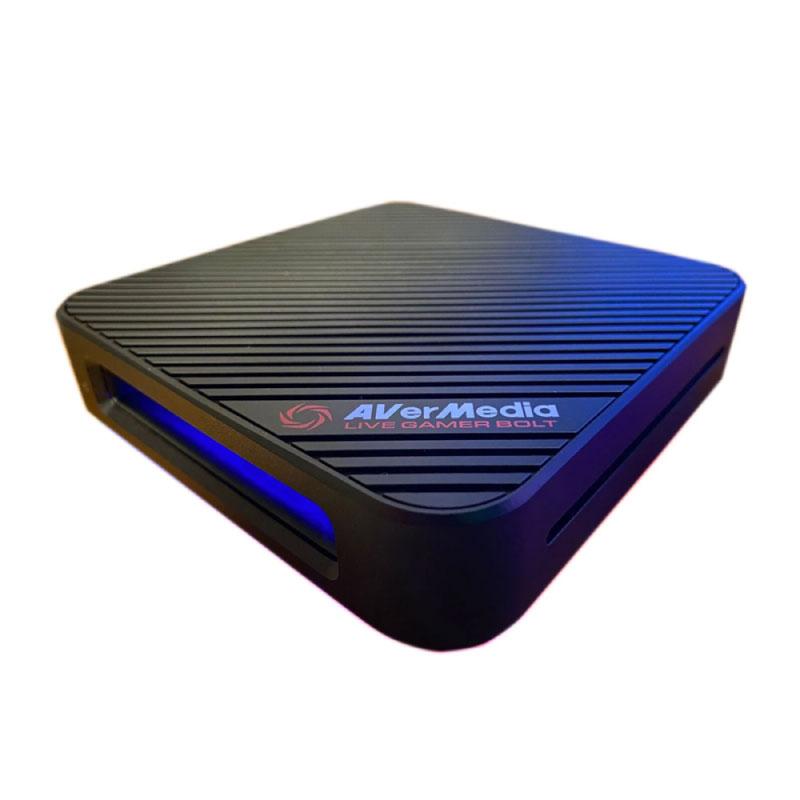การ์ดจับวิดีโอ Avermedia Live Gamer Bolt GC555 Video Capture Box
