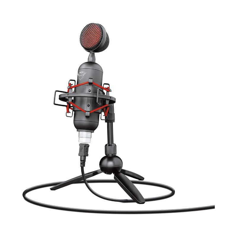 ไมโครโฟน Trust GXT 244 Buzz USB Streaming Microphone
