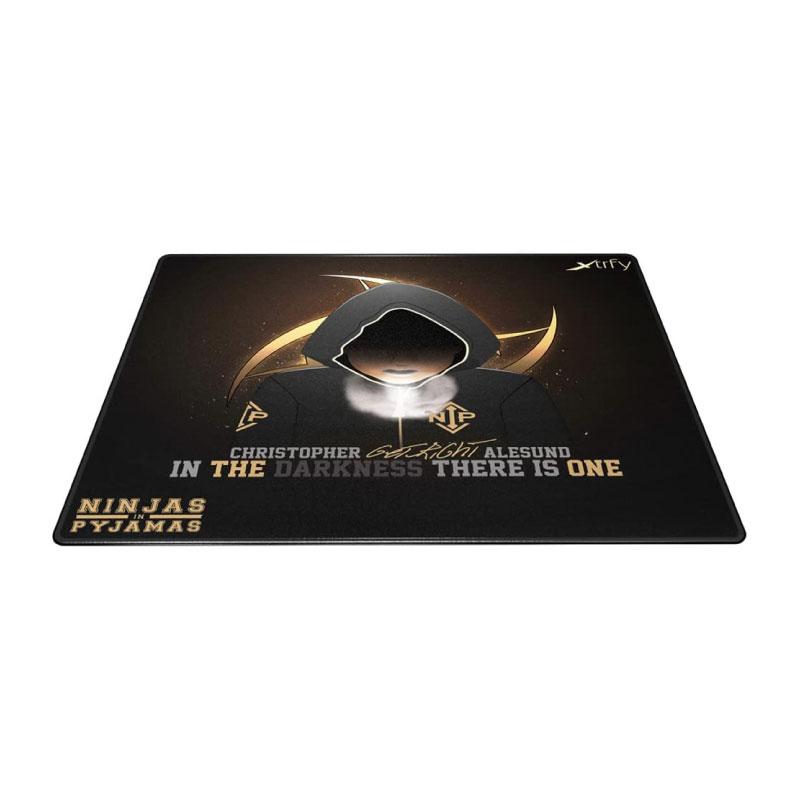 แผ่นรองเมาส์ Xtrfy XTP1 Get_Right Edition Mousepad Large