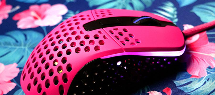 เมาส์ Xtrfy M4 RGB Gaming Mouse ราคา