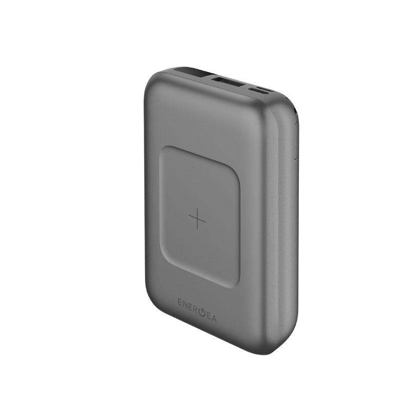 แบตสำรอง Energea Power Bank Compac Wireless PD 18W 10000 mAh