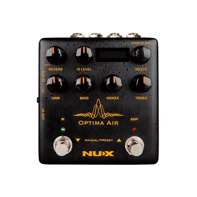 Nux NAI-5 Acoustic Guitar Effect Optima Air