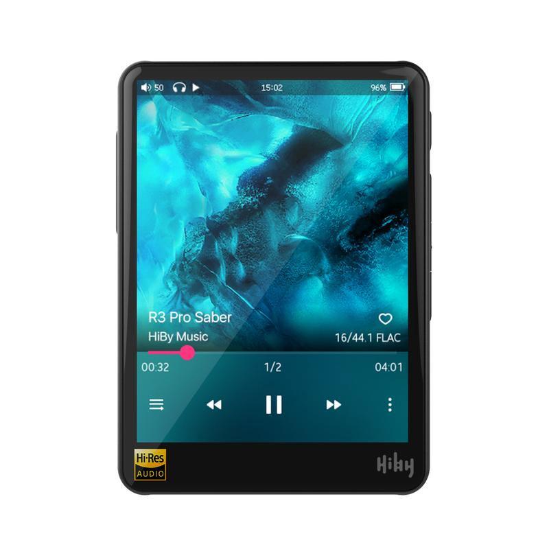 เครื่องเล่นเพลง Hiby R3 Pro Saber (R3 Deluxe)