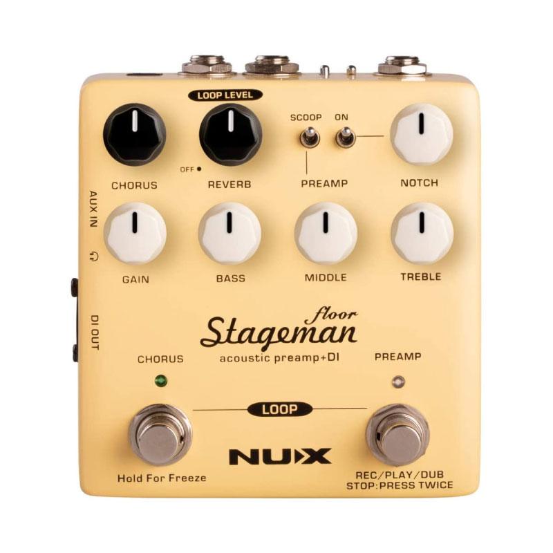 Nux Stageman Floor Acoustic Guitar Amplifier