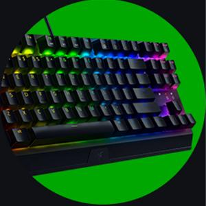 คีย์บอร์ด Razer Blackwidow V3 TKL Keyboards คุ้มค่า