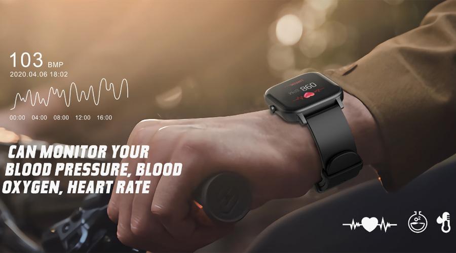 Havit M9006 Smart Watch รีวิว